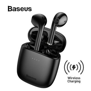 COD Tai Nghe Bluetooth Không Dây Baseus W04 Pro Tws, Tai Nghe Nhét Tai 5.0 Không Dây Đích Thực Cho Điện Thoại Xiaomi thumbnail