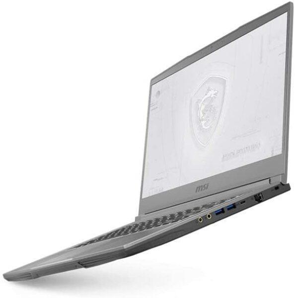MSI WF65 10TJ-443 Gaming and Business Laptop (Intel i7-10750H 6-Core, 32GB RAM, 1TB SATA SSD, 15.6 Full HD (1920x1080), Quadro T2000, WiFi, Bluetooth, Webcam, 1xHDMI, Win 10 Pro) Malaysia