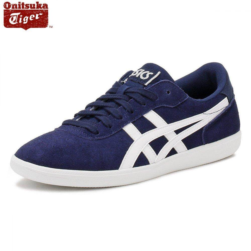 huge selection of b4493 5d32d Onitsuka Tiger Vintage PERCUSSOR TRS HL7R2_5801 NAVY/White