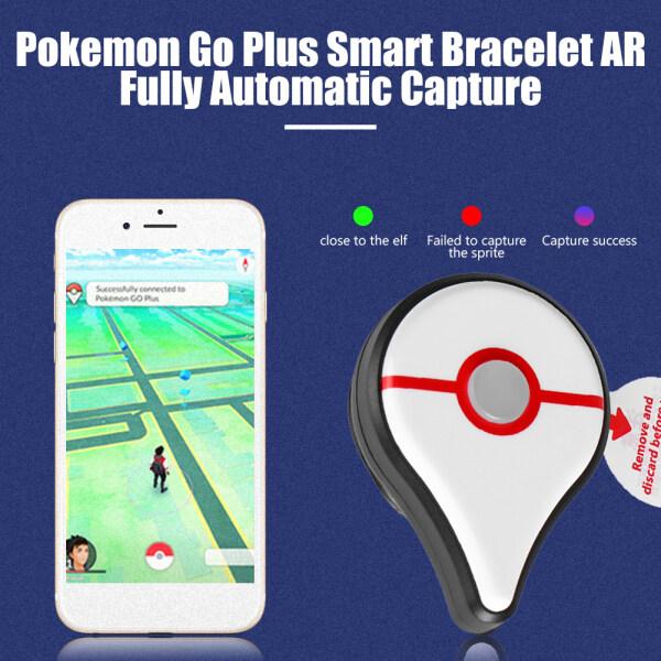 Giá Vòng Đeo Tay Pokemon Go Plus Avivahc, Thiết Bị Đồ Chơi Thông Minh Kết Nối Bluetooth Tự Động Bắt Pokemon