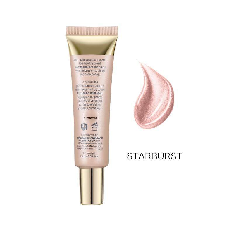 O.two.o Kosmetika Krim Highlighter Cair 3 Warna 3dstarburst By O.two.o Official Store.