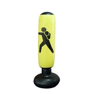 Inflatable Boxing Cực Tumbler Tập Thể Dục PVC Fight Cột Bao Cát Nặng Inflatable Tháp Túi De-Stress Mục Tiêu Đấm Bốc Túi thumbnail