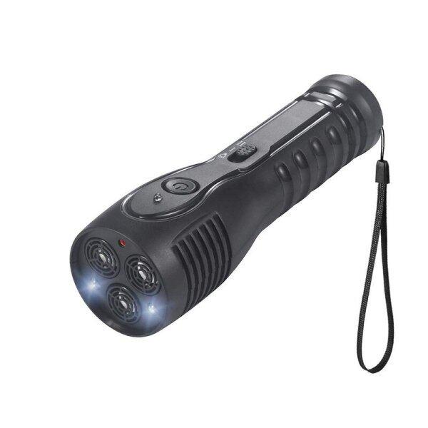 Thiết Bị Chống Sủa Cầm Tay Đèn Pin LED Siêu Âm Có Thể Sạc Lại Thiết Bị Chống Sủa An Toàn Hỗ Trợ Huấn Luyện Thú Cưng Hành Vi Tốt