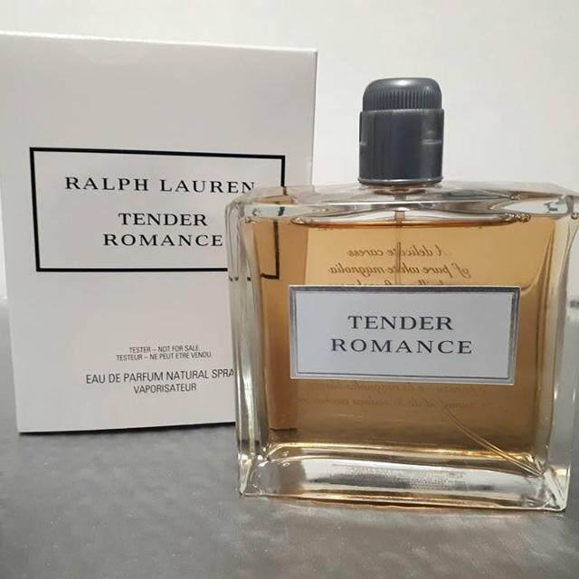 ORIGINAL Tender Romance By Ralph Lauren 100ml EDP Perfume perfume women