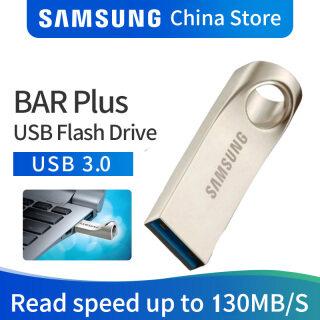 Ổ Đĩa Flash USB SAMSUNG Bút Mini Kim Loại 32GB 64GB 128GB 256GB USB 3.0 Ổ Đĩa Thiết Bị Lưu Trữ Thẻ Nhớ Pendrive, Đĩa U thumbnail