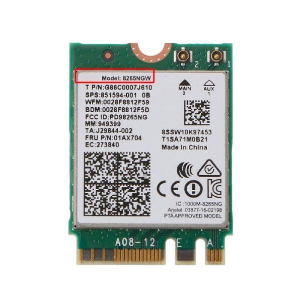 Bảng giá Không Dây Băng Tần Kép NGFF Wifi Thẻ Dùng Cho Intel 8265 AC Ac8265 8265ngw M.2 2.4/5GHz Phong Vũ