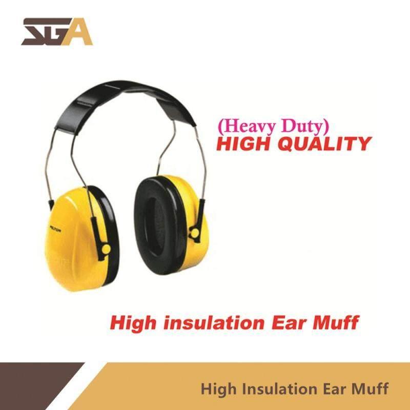 Vesic High Quality Safety Ear Muff Hearing Protection High Insulation Ear Muff Low Profile Ear Muff Penutup Telinga Keselamatan