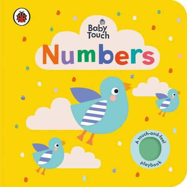 Ladybird Baby Touch and Feel Playbook: Numbers Malaysia