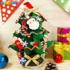 Dễ Thương TỰ LÀM Chất Liệu Gói DIY Vải Nghệ Thuật Nhỏ Thú Vị Vải DIY Hộp Nhạc Giáng Sinh Hướng Dẫn Sử Dụng Sản Phẩm
