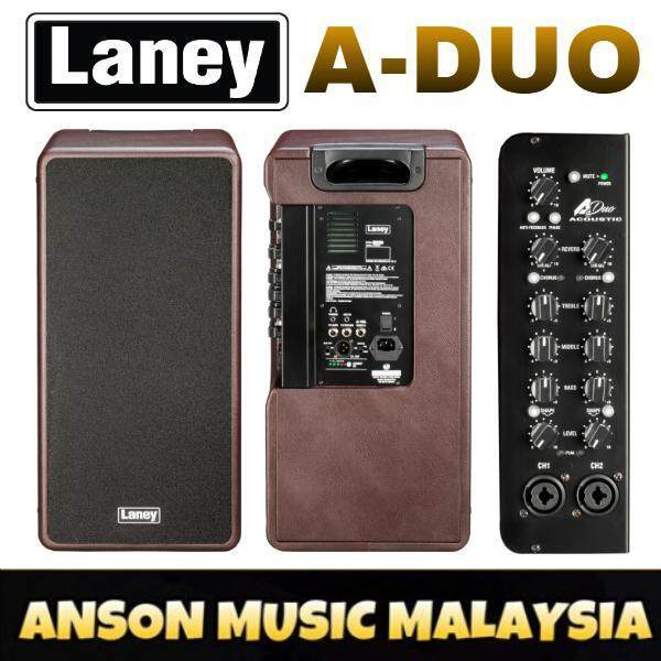 Laney A-DUO Acoustic Guitar Amplifier, 120 Watt (A DUO / ADUO) Malaysia