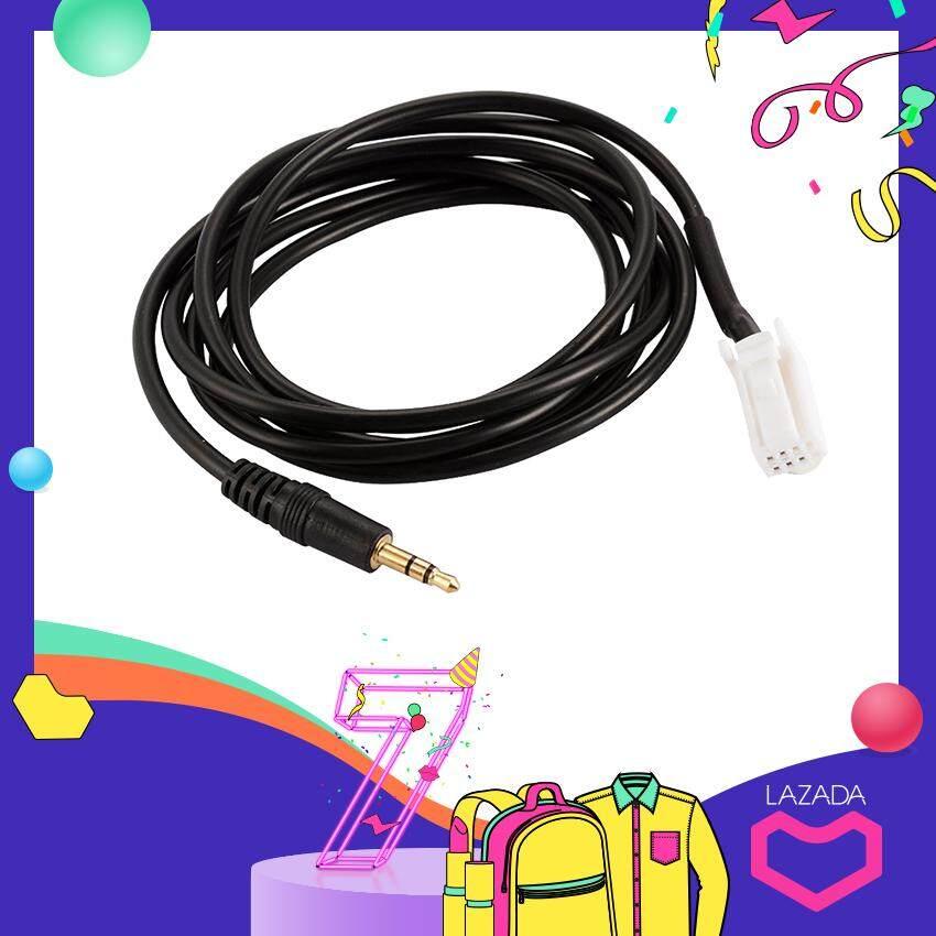 Keajaiban Bersinar Mobil Audio 3.5 Mm Aux Jack 8 Pin Kabel Adaptor Steker Untuk Suzuki Jimny Swift By Miracle Shining.