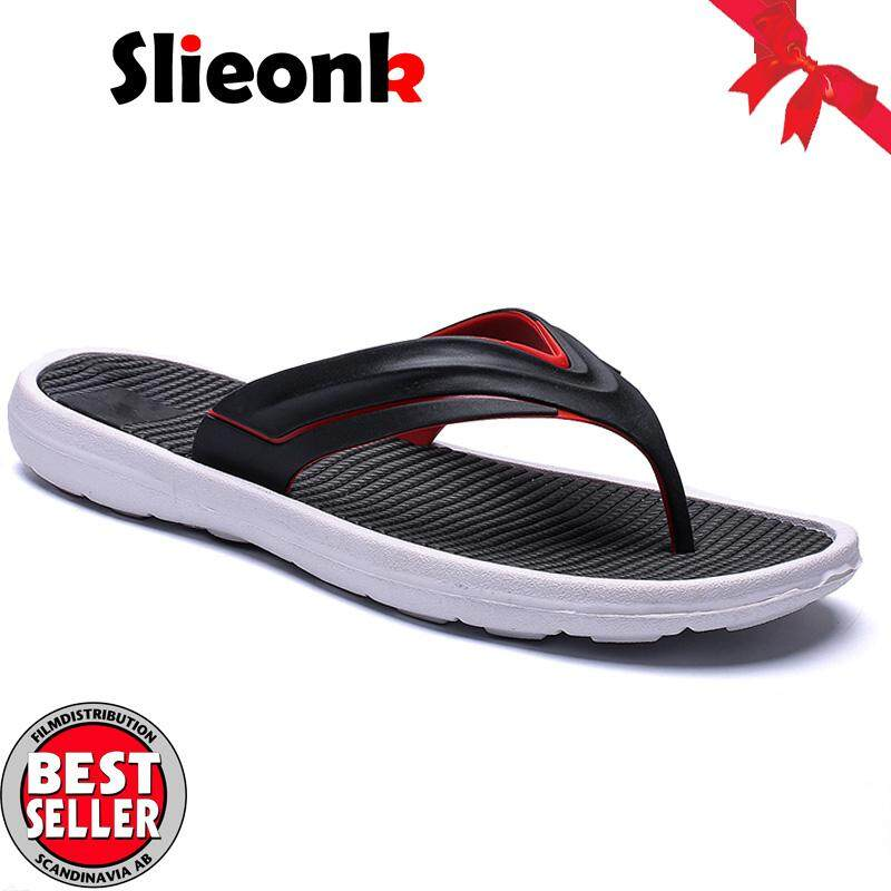 2957536bb Slieonk Brand Summer Men s Flip Flops EVA Comfortable Beach Shoes Slippers  Men Flip Flop Homme Slippers