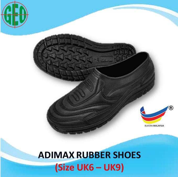 ADIMAX RUBBER SHOES (UK6-UK9) MADE-IN-MALAYSIA