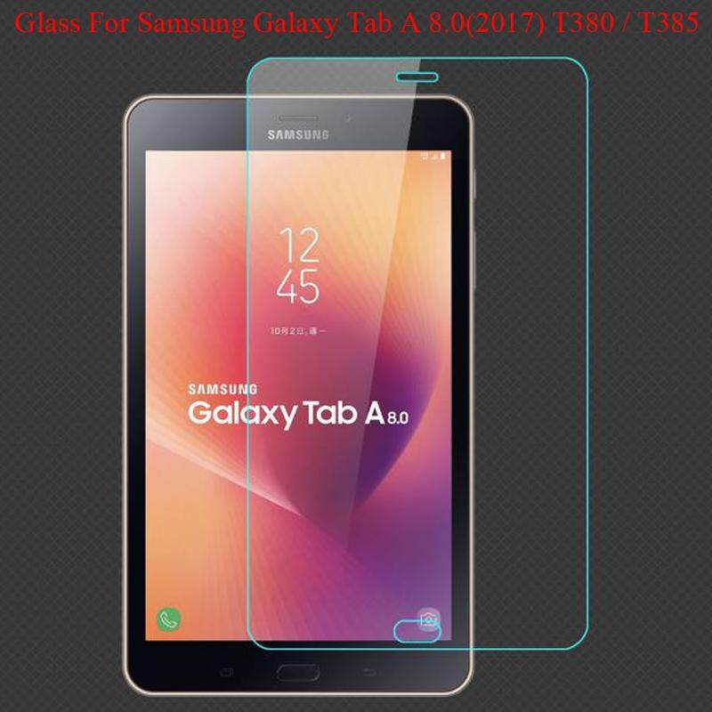 Real Tempered Glass Screen Protector For Samsung Galaxy Tab A 8.0 T380 T385 2017