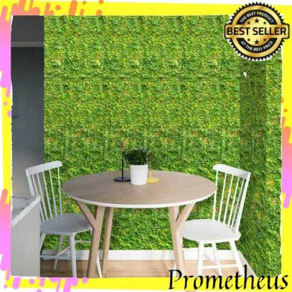 HOT ITEM 125 * 16 inches PVC Waterproof Self-adhesive 3D Wallpaper Roll Wall Floor Contact Paper Stickers Covering Decals Home Decor--Leaf