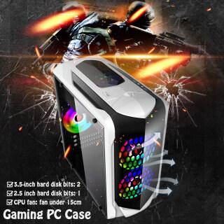 Vỏ Máy Tính PC Chơi Game Tại Nhà Văn Phòng, SSD HDD Dành Cho M-ATX Bo Mạch Chủ ITX Mini thumbnail