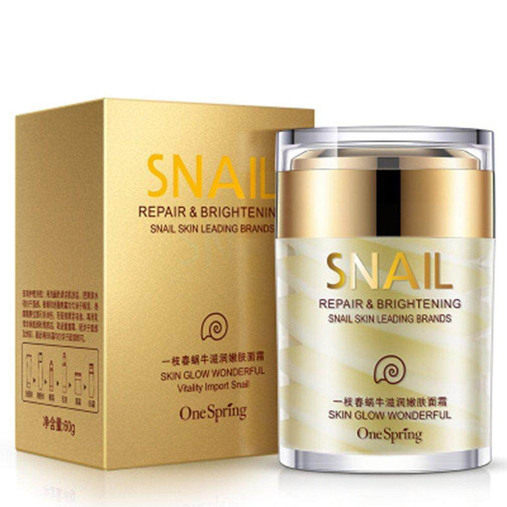 Best Sellers Snail Moisturizing Rejuvenating Face Cream Smoothing Beauty Facial Cream By Beau-Store512.