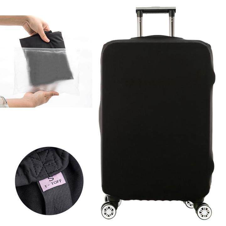 743cefbef290 Anti Scratch Protective Suitcase Cover Travel Luggage Suitcase Cover