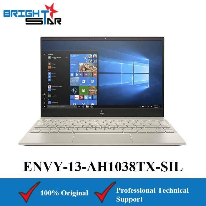 HP ENVY 13-AH1038TX Silver (Intel I5-8265U/8GB/256GB SSD/Intel HD/13.3inch) Malaysia