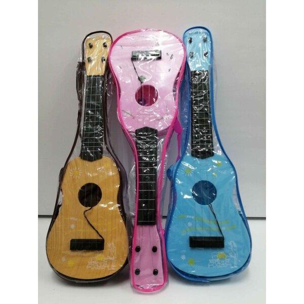 55CM Children Guitar Medium Ukulele Small Gitar Baby Plastic Toys < 130-2 > Malaysia