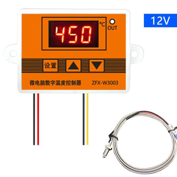 Cononics-ZFX-W3003 Kỹ Thuật Số Điều Khiển Nhiệt Độ Thông Minh Máy Tính Siêu Nhỏ Kiểm Soát Nhiệt Độ Nhiệt cho Tủ Đông Tủ Lạnh Nở