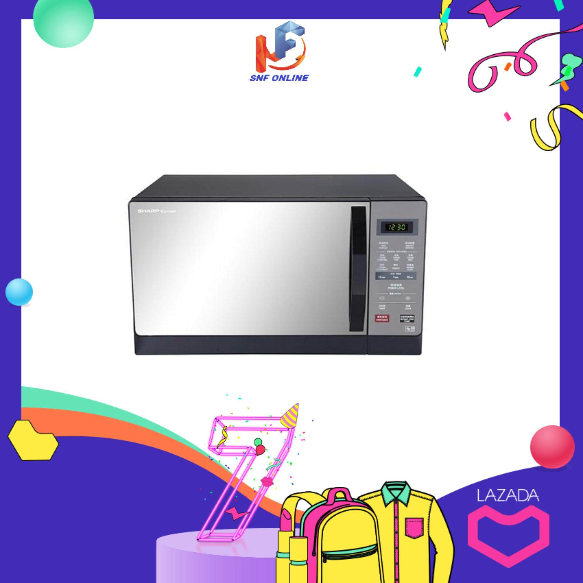 Sharp Microwave Oven 25l R357ek By Clc Online.