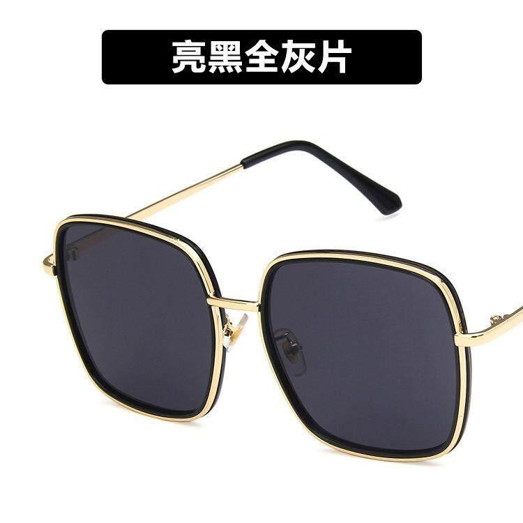 เกาหลีสไตล์ 2019 ใหม่ผู้หญิงแว่นตาขนาดใหญ่กรอบแว่นตากันแดดสำหรับ Lady Uv400 ป้องกัน Lightweight Clear เลนส์แว่นตาแว่นสายตา 8679 By Digitchocolate.