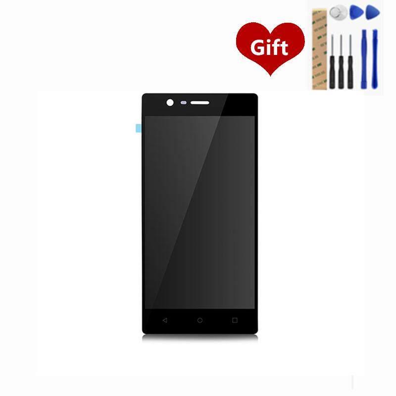 Untuk Nokia 3 Layar LCD Digitiser Lengkap LCD Layar Sentuh Panel Perakitan Pengganti Suku Cadang 5.0 Inch