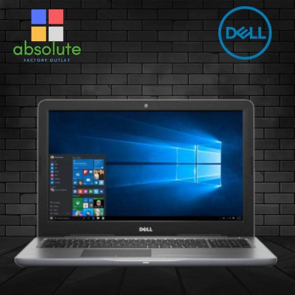 DELL INSPIRON 15 5565 LAPTOP ( AMD A9-9400,  8GB RAM,  240GB SSD, 15.6 HD, WIN 10 HOME) Malaysia