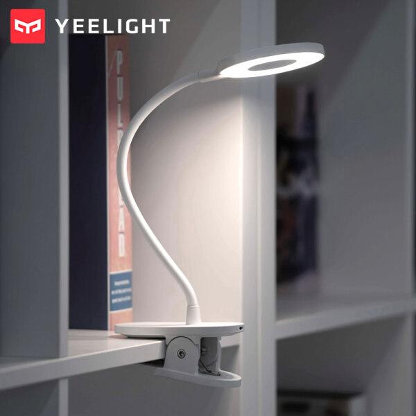 Đèn LED Sạc Xiaomi Yeelight Đèn Bàn USB Có Kẹp 5W 360 Độ Bảo Vệ Mắt Đèn Bàn Đèn LED Có Thể Điều Chỉnh Đèn Đọc Sách YLTD10YL