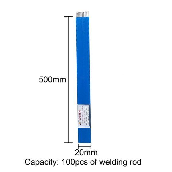 Low Temperature Aluminum Welding Rod Electrodes Welding Sticks Hot Sale