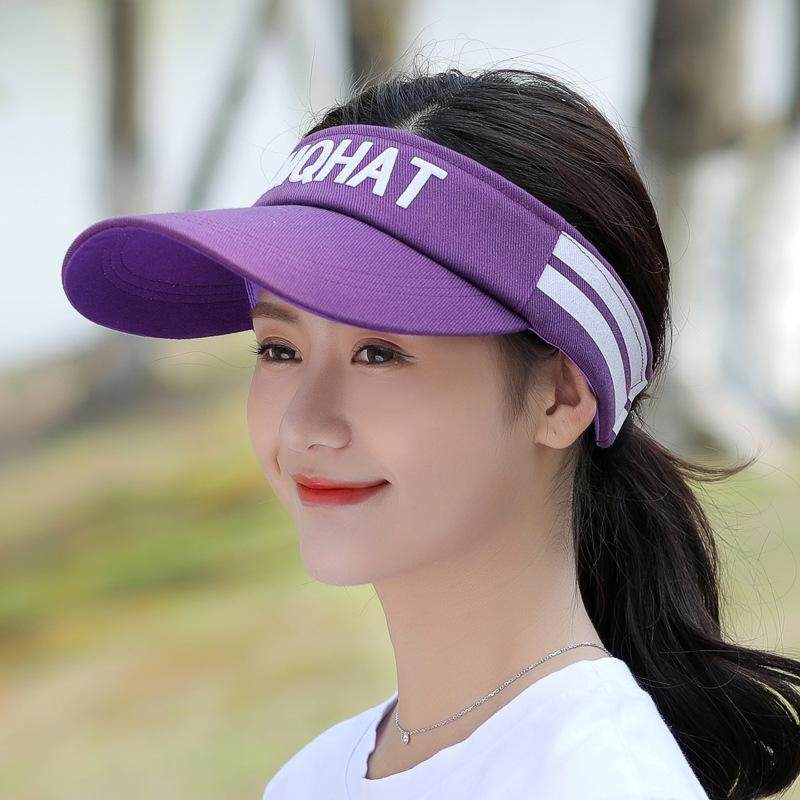 eb27aa33ff2 2019 Spring Summer Ladies Cotton Sun Hat Ultraviolet-proof Sunshade Cap  Outdoor Cycling Sun Cap