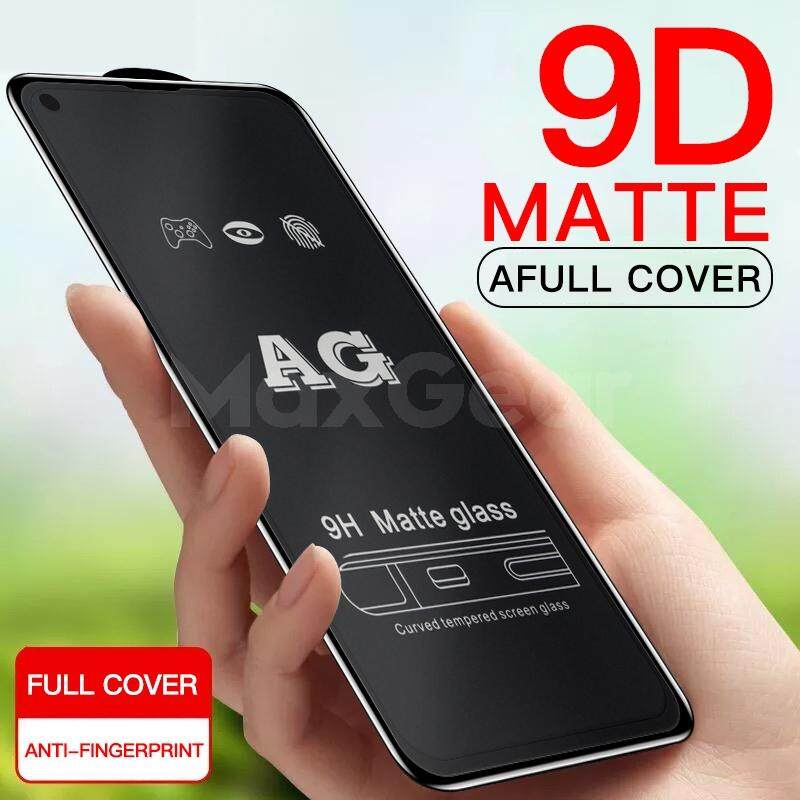 9D Matte Full Cover Tempered Glass For Samsung Galaxy J7 Pro J730 Prevent  Fingerprints,Touch Sensitive, Screen Protector