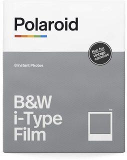 Miếng Dán Film Tức Thì Loại I & B Trắng Đen Polaroid Chính Hãng (8 Cái) Dành Cho Máy Ảnh Polaroid Originals I-type OneStep2 thumbnail
