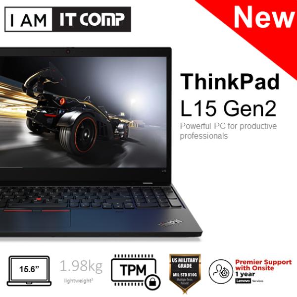 Lenovo ThinkPad L15 Gen 2 15.6 FHD Laptop ( i5-1135G7/8GB/512GB SSD/W10PRO ) Malaysia