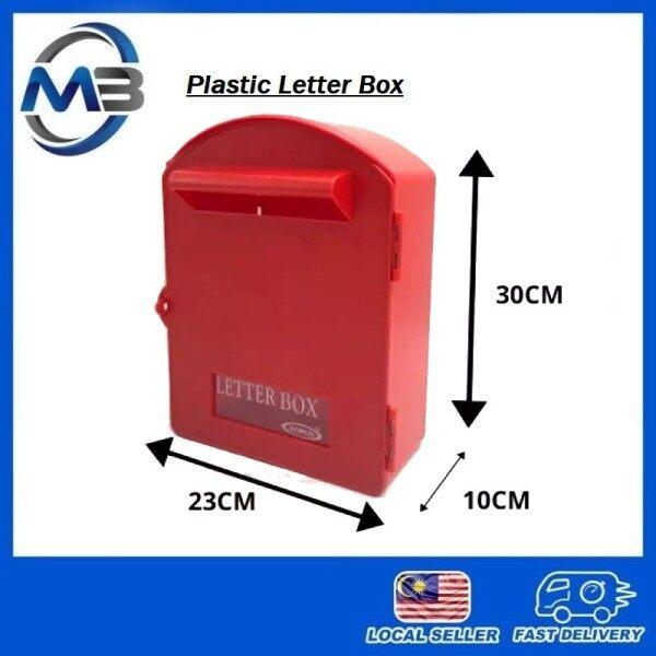 Pvc letter box /Peti surat plastik