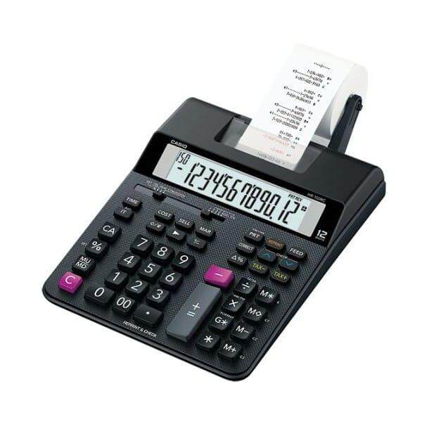 Casio Calculator HR-150RC (Black)