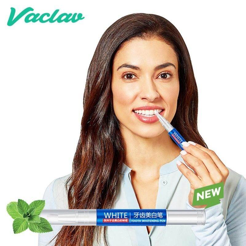 Vaclav Teeth Whitening Pen Gel By Aurabeauty.