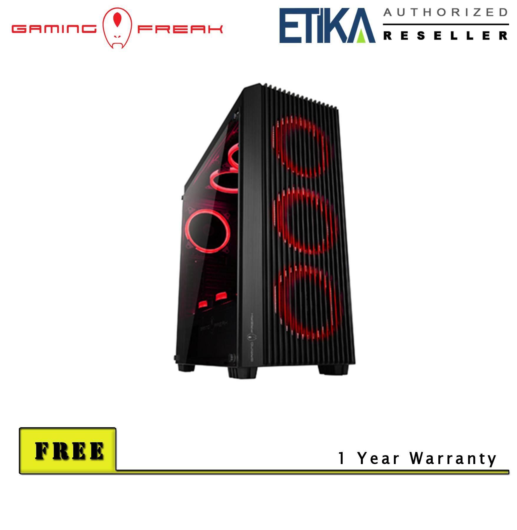 Gaming Freak Thor XV700G Premium Middle Tower Case Malaysia