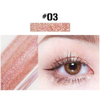 10 Màu Kim Cương Bóng Mắt Nude Kim Loại Ánh Sáng Lung Linh Glow Glitter Đơn Lỏng Eyeshadow Trang Điểm Sắc Tố Phụ Kiện Vẻ Đẹp Mỹ Phẩm thumbnail