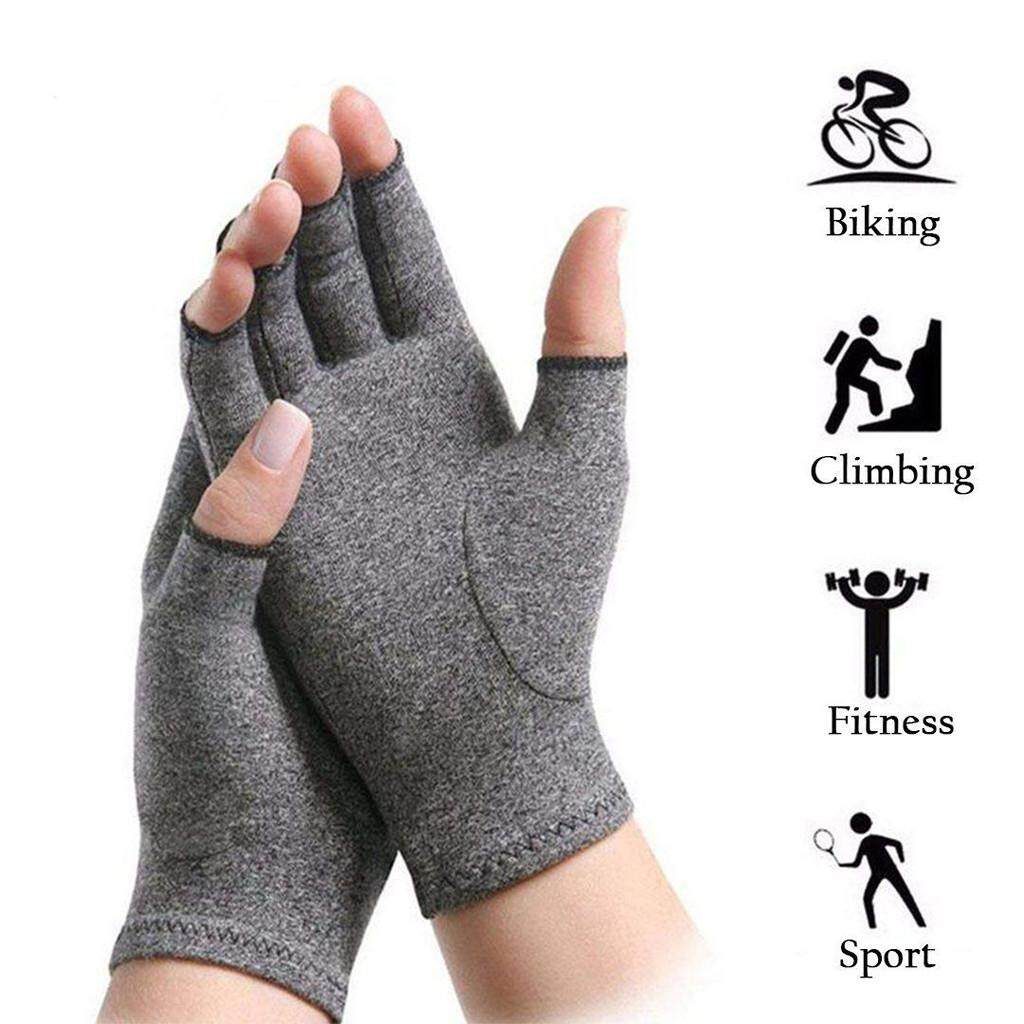 Jy Arthritis Gloves Compression Sports Protection Pain Relief Hand Wrist Support Br By Jerrbry.