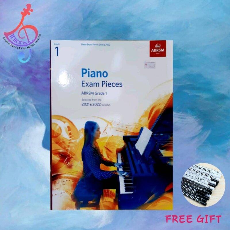 ABRSM Piano Exam Pieces 2021 & 2022 - Grade 1 Malaysia