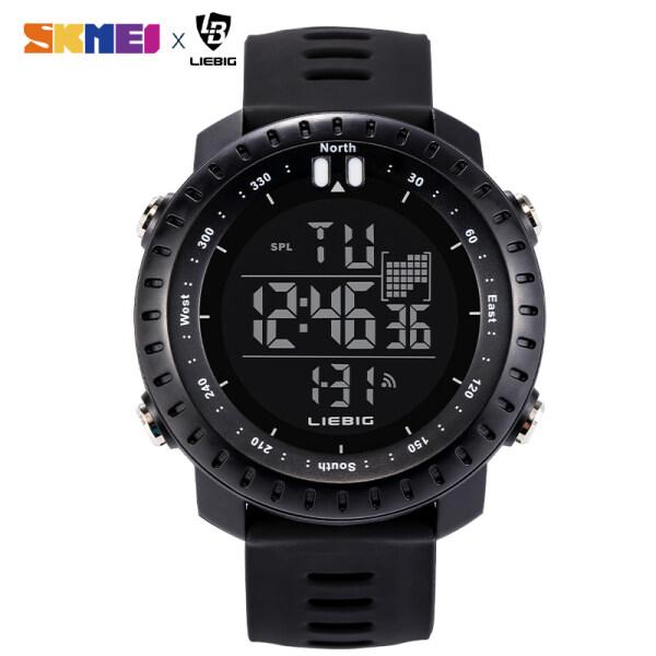 New SKMEI LIEBIG Men Sports Watches Waterproof Alarm Chrono Digital Wrist Watch  L927 Malaysia