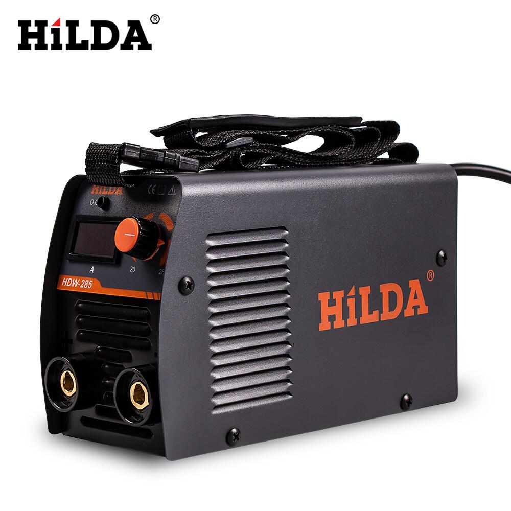 HDW 285 Inverter  Welding Machine Set  Accessories Combo Set HILDA
