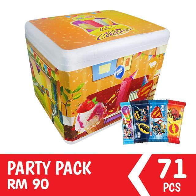 Party Pack @ Rm 90 (kl & Sl Delivery Only) By Jocom Mshopping Sdn Bhd.