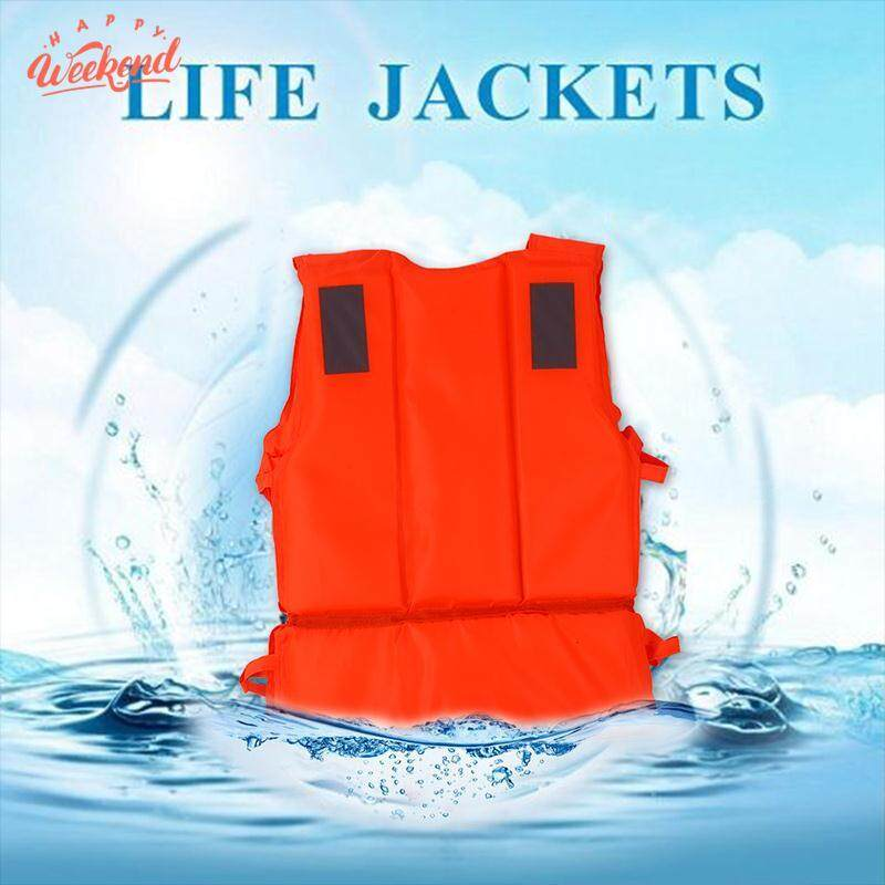 SWIMMING LIFE JACKET Life Jackets Life Vest Convenient Professional Oxford Cloth Adult Swimming First-Aid