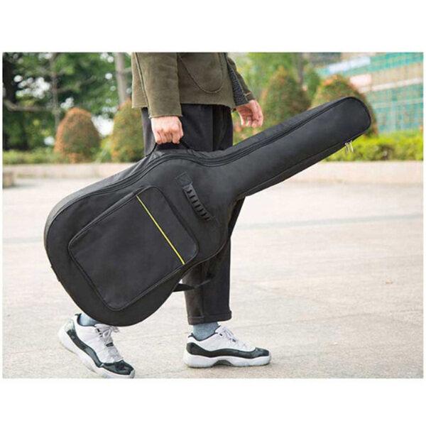 Âm Thanh Kỳ Diệu Hộp Đựng Đàn Guitar Du Lịch 39 Vải Oxford Ba Lô Khoác Vai Có Thể Điều Chỉnh
