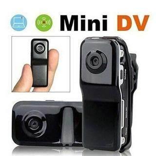 Camera 3Tech HD MD80 Mini DV S-py Máy Quay Phim DVR Video Máy Ảnh Webcam HD Cam Máy Ghi Âm Video Camera Xe Máy Mũ Bảo Hiểm Thể Thao thumbnail
