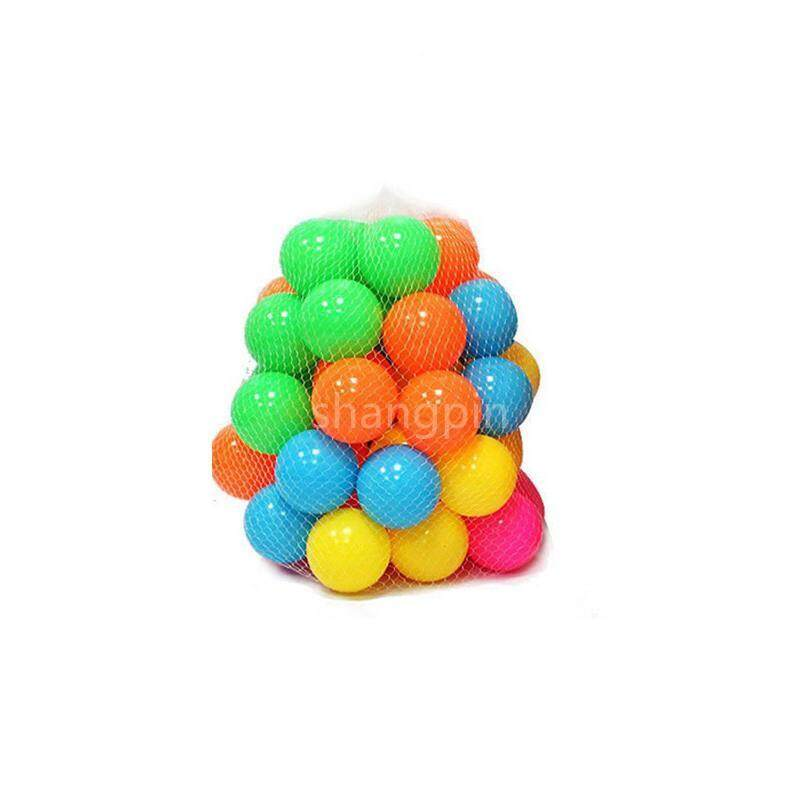 Shangpin Ball Pit Pool สีของเล่นเด็กการป้องกันทางสิ่งแวดล้อม Kids Toys ลูกบอลทะเลของเล่นทารกสนามเด็กเล่นลูกบอลสีสันความจำเกมส์เด็กปฏิสัมพันธ์ Battle เกมเด็ก 5.5cmmarineball50packssoutdoortoysbaby เต็นท์เด็ก By Zhongshan Shangpin Electronics Co Ltd.