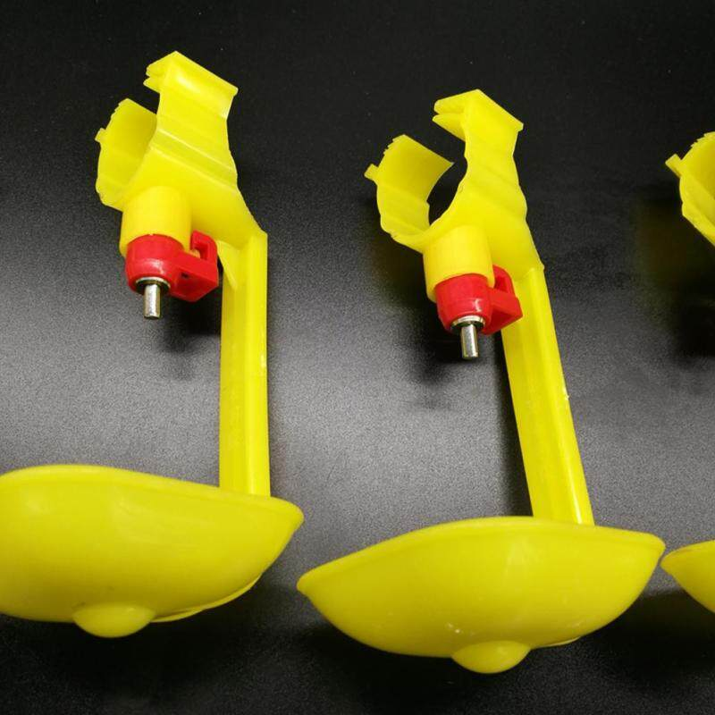 DM 20 Chiếc Tự Động Van Bi Loại Waterer Cốc Tập Uống Nước Cho Gà Vịt Quy Cách: 20 Cái